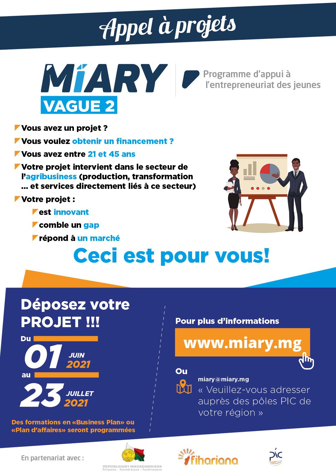Miary Vague 2
